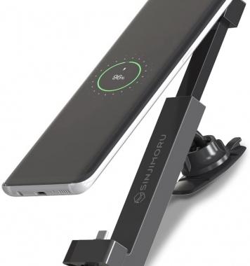 Matkapuhelin pidike USB-C -kaapelilla